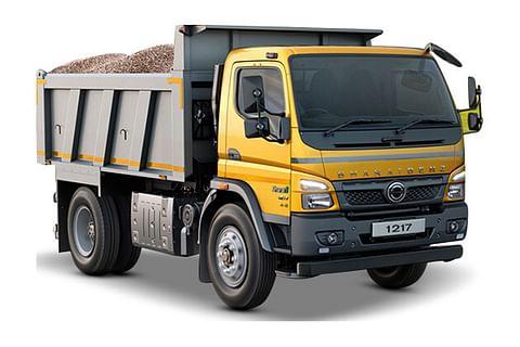Bharat Benz 1217C Truck