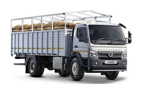Bharat Benz 1415R Truck