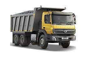 Bharat Benz 2823C Truck