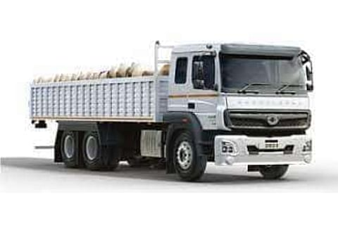 Bharat Benz 2823R Truck