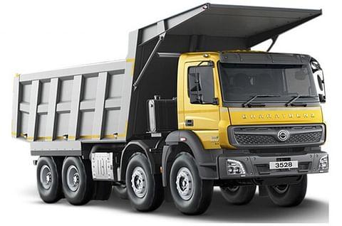 Bharat Benz 3528CM Truck