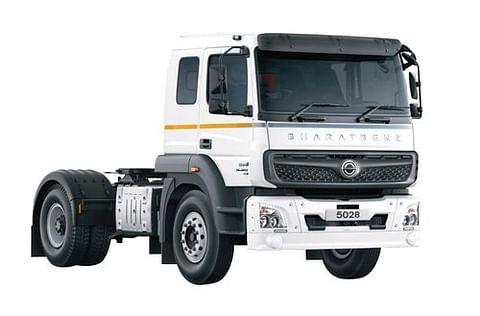 Bharat Benz 5028T Truck