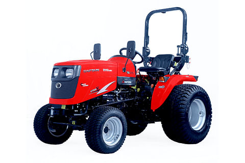 Captain 273 Tractor