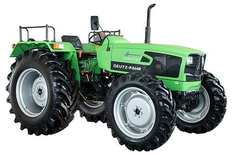 Deutz Fahr Agromaxx 4060 E Tractor
