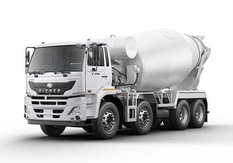Eicher Pro 6035 TM Tipper Truck