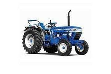 Farmtrac 6050 Executive 4X4 Base