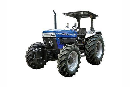 Farmtrac 6080 Pro Tractor
