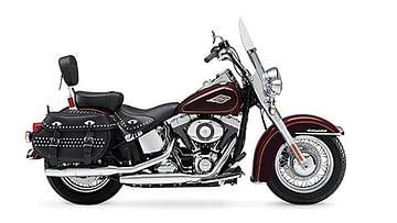 Harley-Davidson Heritage Classic BS6
