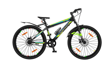 Hero Voltage 26T SS FS Double Disc