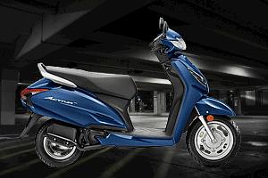 Honda Scooter Activa 6G BS6 STD