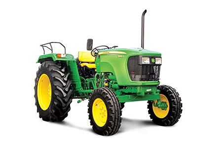 John Deere 5050D Tractor