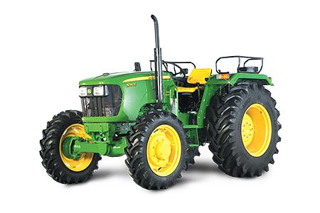 John Deere 5060 Tractor