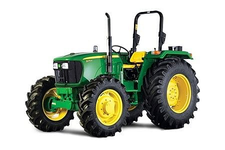 John Deere 5075 Tractor