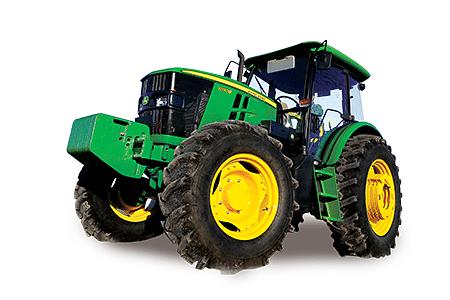 John Deere Super Heavy Duty 6110 B Tractor