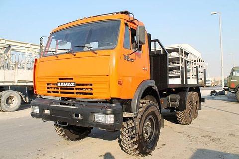 Kamaz 43118 6X6 Truck
