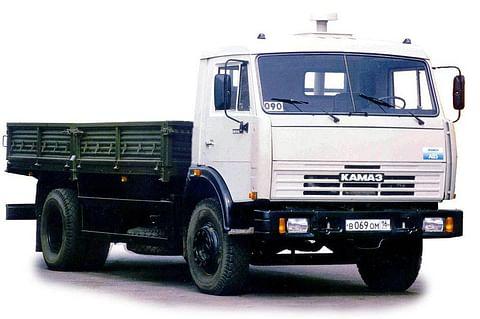 Kamaz 43253 4X2 Truck