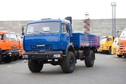 Kamaz 4326 4X4 Truck