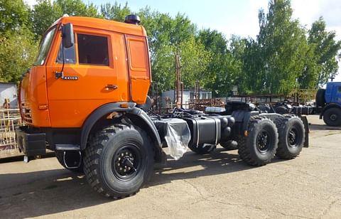 Kamaz 44108 6X6 Truck