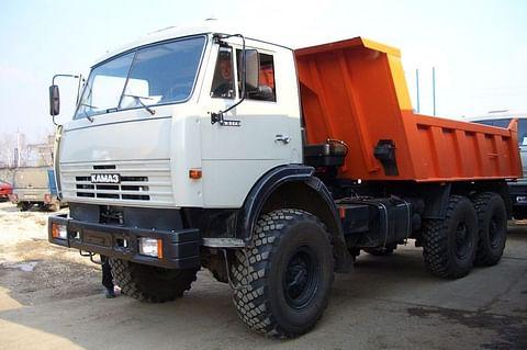 Kamaz 45141 6X6 Truck