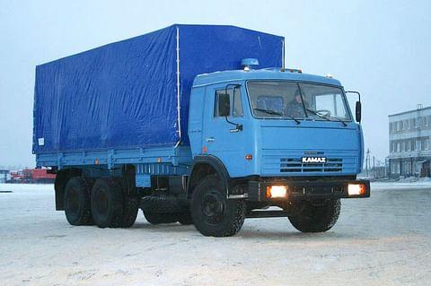 Kamaz 53215 6X4 Truck