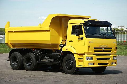Kamaz 65115 6X4 Truck