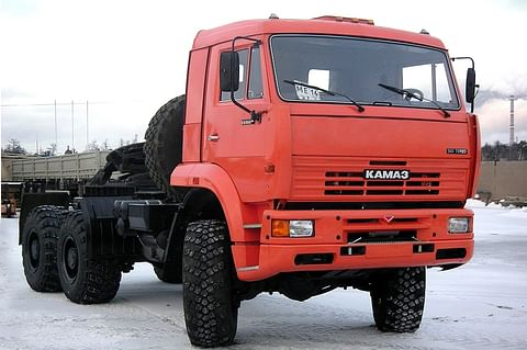 Kamaz 65221 6X6 Truck