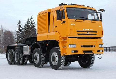 Kamaz 65228 8X8 Truck