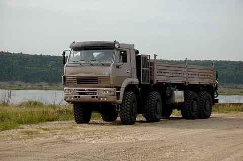 Kamaz 6560 8X8 Truck