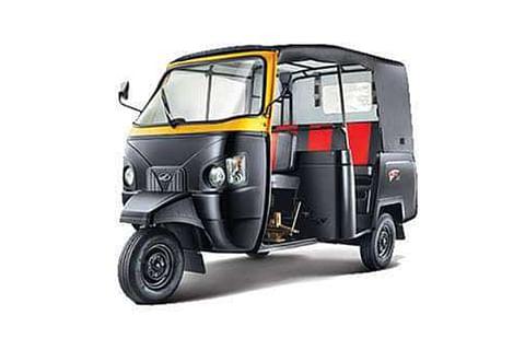 Mahindra Alfa Passenger DX Truck