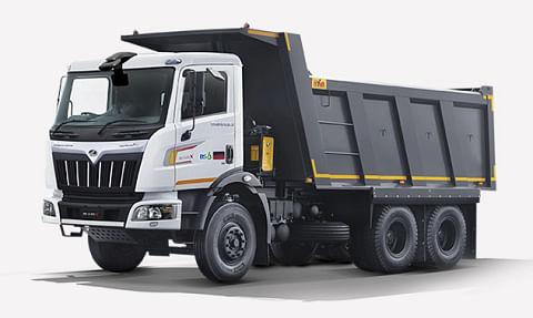 Mahindra Blazo X 28 Tipper Truck