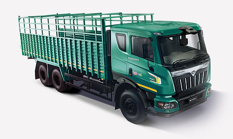 Mahindra Blazo X 28 Truck