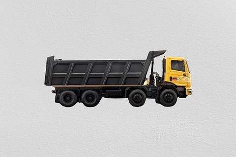 Mahindra Blazo X 35 Tipper 8X4  Truck