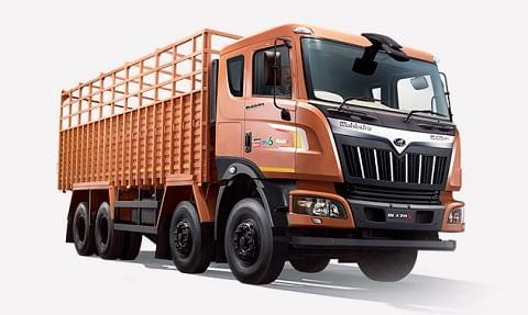 Mahindra Blazo X 35 Truck