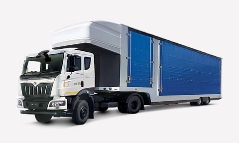 Mahindra Blazo X 40 Truck