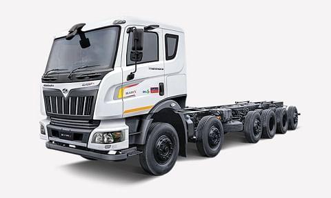 Mahindra Blazo X 49 Truck