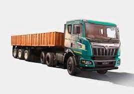 Mahindra Blazo X 55 Tractor Trailer  Truck