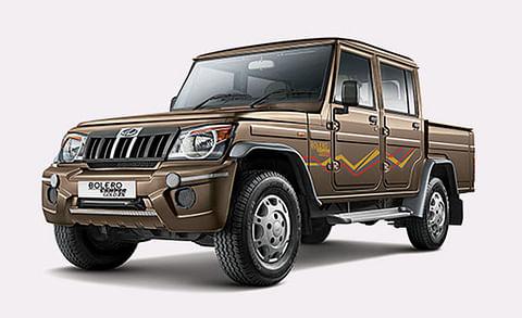 Mahindra Bolero Camper Truck
