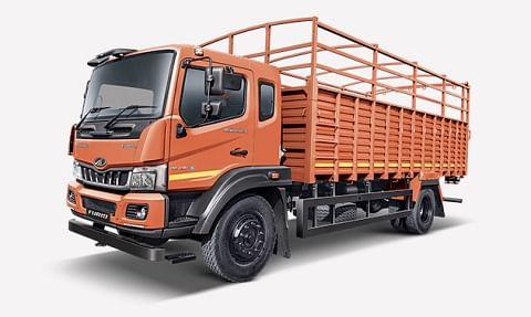 Mahindra Furio 16 Truck