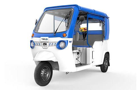 Mahindra Treo Truck