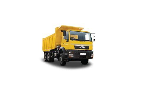 MAN CLA 25.250 EVO 6X4 Truck