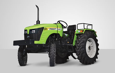 Preet 3049 Tractor
