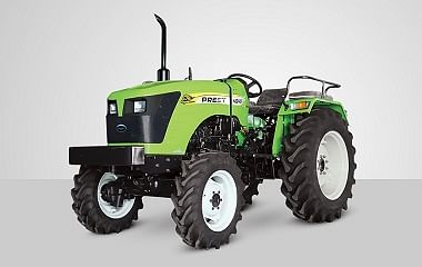 Preet 4549 Tractor
