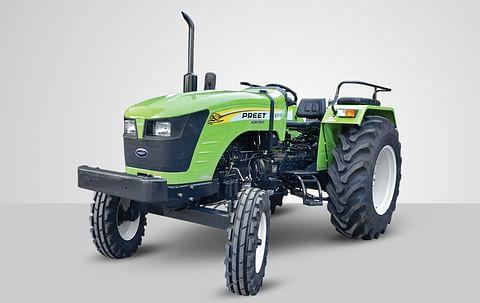 Preet 6549 Tractor