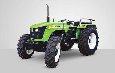 Preet 8049 Tractor