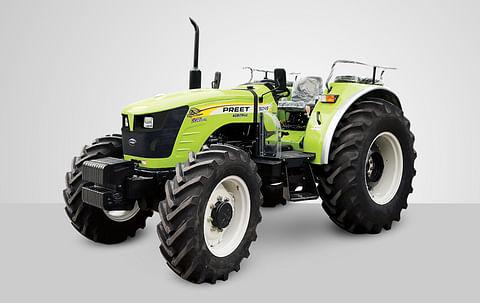 Preet 9049 Tractor