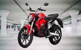 Revolt Motors RV 400 bike
