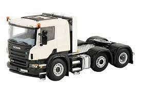 Scania P410 6x2 Truck