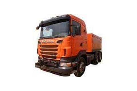 Scania R580 V8 Puller Truck