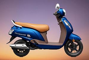 Suzuki Access 125 Standard Drum