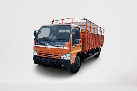 Swaraj Mazda Samrat GS Truck